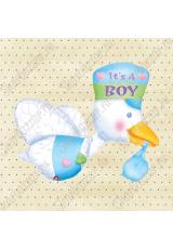 Фигура Аист (для мальчика)