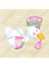 Фигура Аист (для девочки)