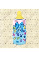 Фигура Бутылочка (для мальчика)