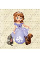 Шар ходячий Принцесса София