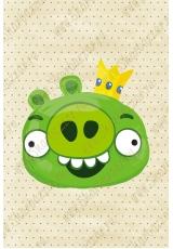Фигура Angry Birds (Король)