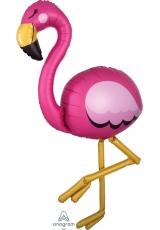 Шар ходячий Фламинго