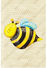 Фигура Веселая пчела