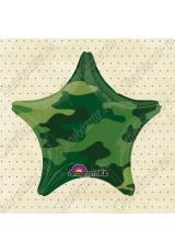 Фигура Звезда Камуфляж