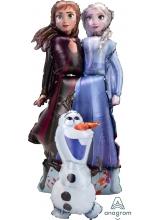 Шар ходячий Холодное сердце Принцессы и Олаф