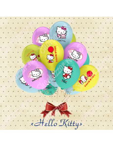 "Шары ""Hello Kitty"""