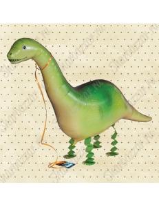 Шар ходячий Динозавр