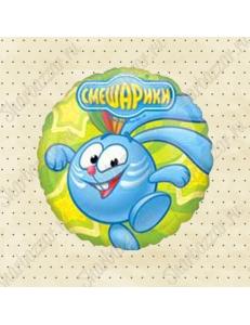Круглый шар Смешарики Крош