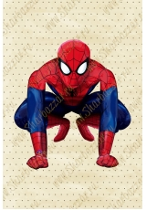 Шар ходячий Человек паук