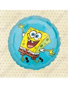 Круглый шар Губка Боб