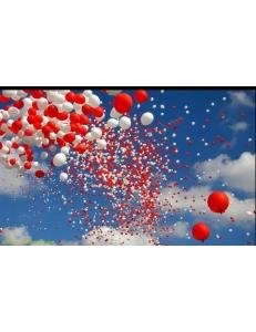 Запуск шаров из сетки (1 000 штук)