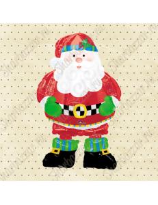 Шар ходячий Санта