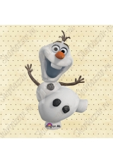 Фигура Снеговик Олаф