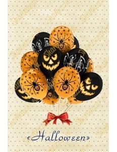 "Шары ""Halloween"""
