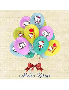 "Шары ""Hello Kitty"""