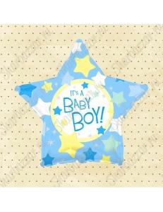 "Фигура Звезда ""It's a Boy!"""
