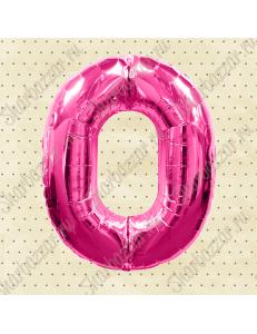 Цифры Розовые